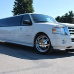 16 Passenger Ford Expedition SUV Limo