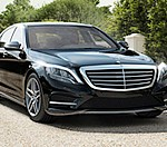 Mercedes S550 Luxury Limo Sedan